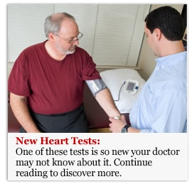 New Heart Tests